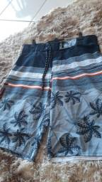 Shorts elastanos