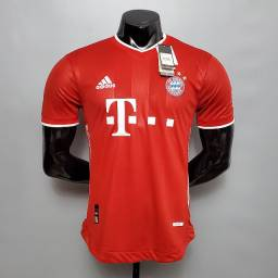 Camisa Bayern de Munique Home 20/21 - Jogador