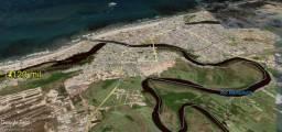 Terreno junto da Lagoa do Mampituba