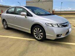 Honda Civic Automático GNV 5 Geração Muito Novo