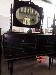 Penteadeira c/ espelho. 1,19 x 0,45