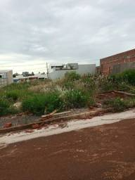 Terreno no jardim novo centro de Campo Mourão