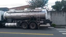 Tanque inox 15 mil rodoviario