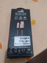 Vendo esse cabo USB