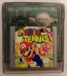 Mario Tenis Game Boy color
