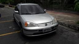 Honda Civic Prata 2001