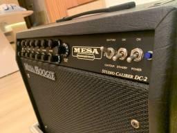 Mesa Boogie DC2 ( DC-2 ) com hard case. Muito novo!