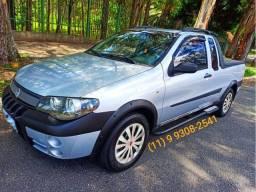 Fiat Strada Adventure /Completa /Ar Condicionado/ Leia o anúncio