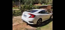 Honda Civic 2018/2018 Ex Cvt 16,.700,00 KM, caso em perfeito estado