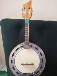 Título do anúncio: Banjo novo