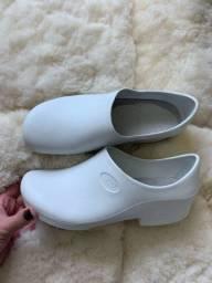 Sapato hospitalar/cozinheiro