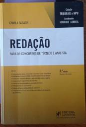 Redação para os concursos de técnico e analistas - 3º Edição - Jus Podivm