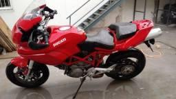 Sucata de moto para retirada de peças Ducati Multistrada 1100 2007