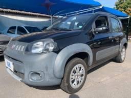 Fiat Uno Way 1.0 8V (Flex) (Completo) 4p 2011/2011. R$24.900