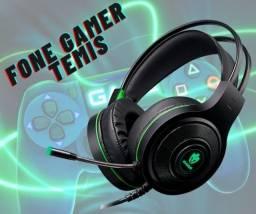Headset Têmis - Muita imersão para seu jogo !