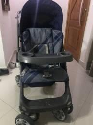 Carrinho de Bebê Burigotto AT2