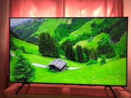 TV Samsung Smart Crystal 4K de 55 Com Nota fiscal
