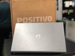 Notebook positivo novo / 1 ano e garantia / parcelo em até 18x