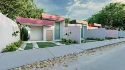 Águas Claras - a casa tem 67 m² - cozinha americana ampla