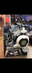 Fone De Ouvido Headset Gamer C/ Microfone Kubite