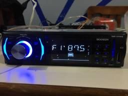 Rádio automotivo Booster