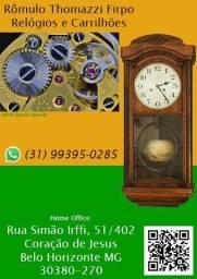 Relógios e Carrilhões