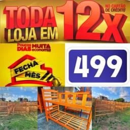 Título do anúncio: Beliche Hoje dia show de Promoções imbatível $55,00 Por Mês