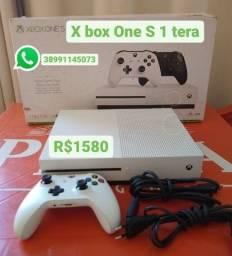 X box One S para pessoas exigentes
