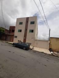 Apartamento 2 quartos e garagem no Bairro Santa Rita