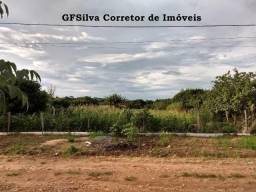 Terreno 1.206 m2 internet, água, lúz, topografia plana 2 km cidade Ref. 173 Silva Corretor