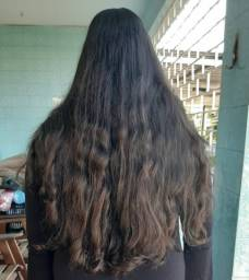 Vendo cabelo Humano natural