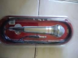 Microfone p10