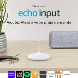 Alexa Echo Input em Inglês 130,00