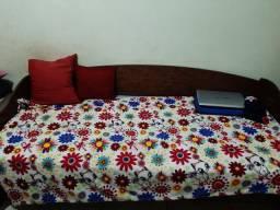 Título do anúncio: Mini cama mogno