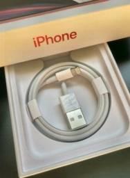 Cabo carregador iPhone 7 plus iPhone 8 iPhone X