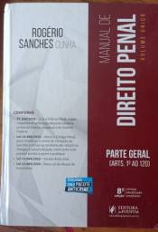 Manual de Direito Penal Vol. 1. Rogério Sanches Cunha - Jus Podivm - 8º Edição