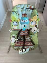 Cadeira de Descanso Diversão no Bosque Fisher Price - X7037