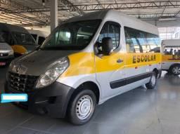 Renault Master L2h2 completa com 16 lugares