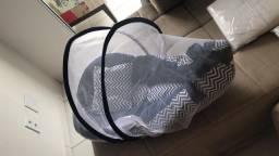 Título do anúncio: Ninho com mosqueteiro bebê
