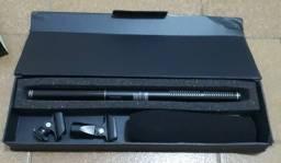 Microfone Condensador Shotgun CSR HT 81
