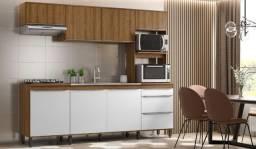 Cozinha compacta Paula