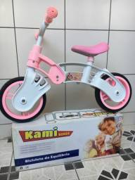 Bicicleta de treinamento