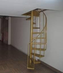 Título do anúncio: Escada caracol 2.75 metros de altura