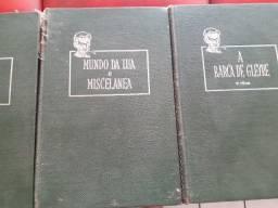 Coleção rara de Monteiro Lobato