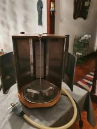 Maquina de churrasco grego semi nova