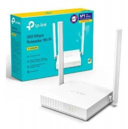 Roteador tp link 2 antenas wireless 300mbps tl-wr829n<br><br>