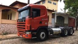scania R124, 420