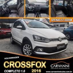 Título do anúncio: Volkswagen CrossFox Na 1.6 2016 Completo