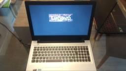 Notebook Lenovo Core i5-6200U 8GB RAM e vídeo Radeon R5 M330
