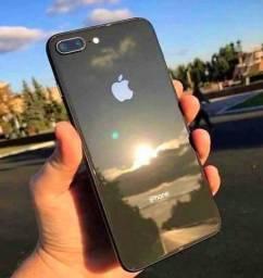 Título do anúncio: LiquidaTudo!! Apple iPhone 8 Plus 128GB Vitrine Impecável Sem Detalhes Com Garantia 18X